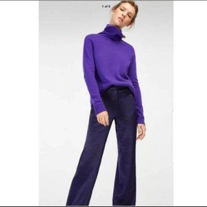 NEW Massimo Dutti Women's Satin Trousers